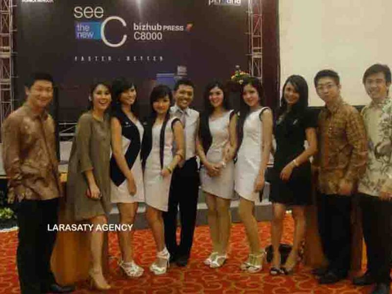 Larasaty Agency Professional Event Management